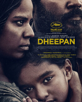 Dheepan Focus Audiard