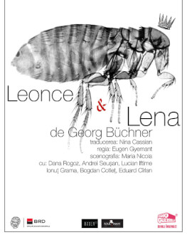 Leonce și Lena de Georg Büchner