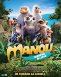 Manou The Swift / Manou - Aventuri în zbor