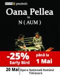 N(AUM) – Oana Pellea & Cristina Casian