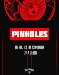 Pinholes - Concert lansare de album