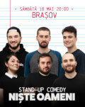 Stand Up Comedy cu Niste Oameni in Brasov