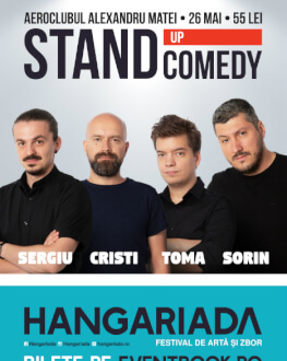 Standup in Hangar Show 2