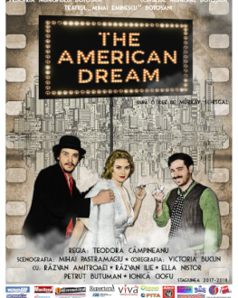 The American Dream după o idee de Murray Schisgal