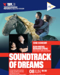 "Cine-concert: ""Soundtrack of Dreams"" accompanied live by Jean-Michel Bernard TIFF.18"