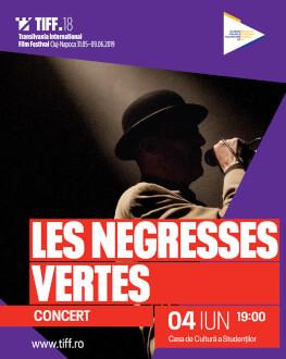 """Concert: """"Les Négresses Vertes"""" TIFF.18"""