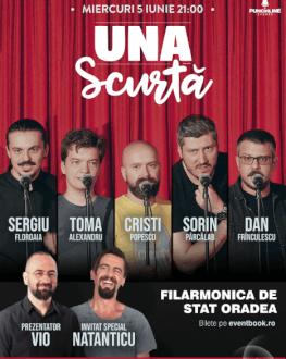 Turneu Național Emisiunea 'Una Scurtă' - Oradea
