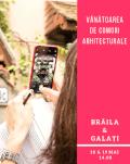 Vânătoare de comori arhitecturale - Abonament Galați și Brăila