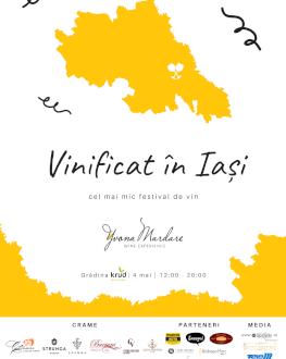Vinificat în Iași cel mai mic festival de vin