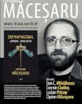 """Ciprian Măceșaru - """"Infrapaginal. Jurnal 2000-2018""""   Lansare de carte și sesiune de autografe Vineri, 10 mai, ora 18.30, la Librăria Humanitas de la Cișmigiu"""
