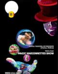 """Magic Marionettes Show Festivalul internațional de teatru pentru copii """"Arlechino - Caravana Poveștilor"""""""