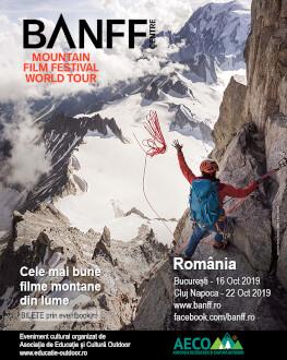 BANFF Mountain Film Festival România 2019 București