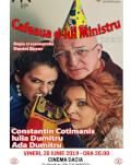 Cafeaua D-lui Ministru O comedie irezistibila cu Bebe Cotimanis!
