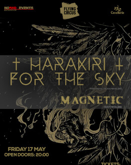 Harakiri for the Sky Support: Magnetic [BG]