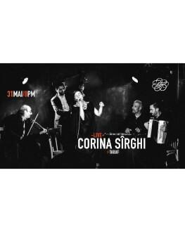 Corina Sîrghi și Taraf Live