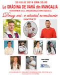 Drag mi-e cântul românesc Invitați: Elena Chrică, Constantin Enceanu, Raoul, Aurel Sva, Iustina Ispas, Viorica Nica, Ioan Chrilă, Nicolae Pavel