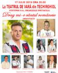 Drag mi-e cântul românesc Invitați: Constantin Enceanu, Mariana Stănescu, Ioan Chirilă, Viorica Nica, Aurel Sava, Iustina Ispas, Elena Chirică, Nicolae Pa