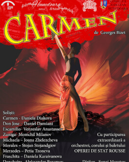 Carmen Festivalul Hunedoara Lirica, ediția a 3-a