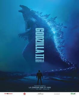 Godzilla: King of the Monsters / Godzilla II Regele Monștrilor