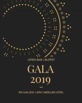 Le Gala des étudiants 2019