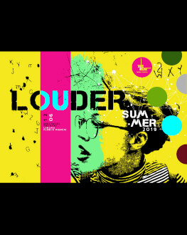 LOUDER by The Beat