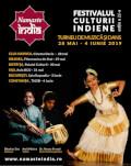 Festivalul Namaste India, ediţia a XI-a, Ia Iași Spectacol de muzică şi dans