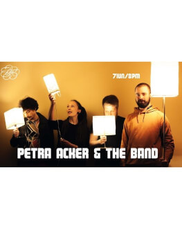 Petra Acker & The Band Live