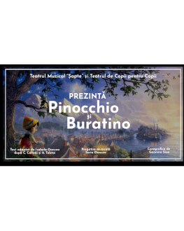Pinocchio și Buratino