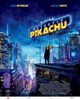 Pokémon Detective Pikachu / Pokémon Detectiv Pikachu