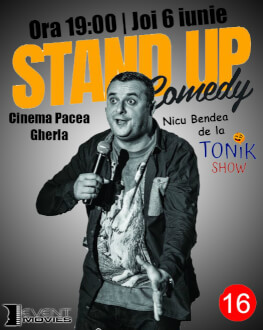 Stand Up Comedy cu Nicu Bendea