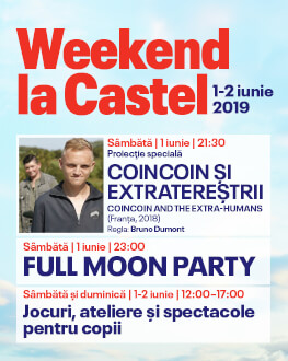 CoinCoin & The Extra-Humans Weekend at The Castle