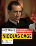 Face Off Gala screening in the presence of actor Nicolas Cage