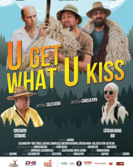 U Get What U Kiss Preceded by the short film The romanian tradition