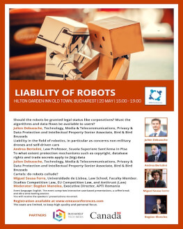 Liability of Robots EMEA Conferences