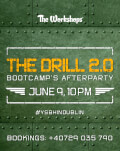 THE DRILL 2.0 BOOTCAMP'S AFTEPARTY