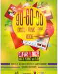 90-60-90 @ Azero Bar&Club Disco - Funk - Pop - Rock