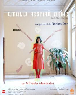 Amalia respiră adânc de Alina Nelega