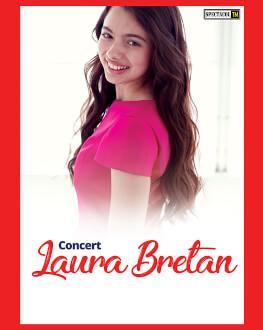 Arad: Concert Laura Bretan