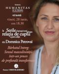 Serile (Aproape) totul despre cuplu cu Domnica Petrovai Bărbatul întreg: Sensul masculinității într-un proces de profundă transformare