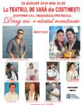 Drag mi-e cântul românesc Invitați: Aurel Moldoveanu, Mituța și Dumitru Ridescu, Ioan Chirilă, Elena Chirică, Iustina Ispas, Viorica Nica, Aurel Sava, Nic