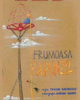 Frumoasa Rapunzel basm teatral de Traian Savinescu