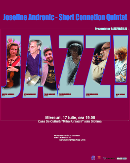 Josefine Andronic - Short Connection Quintet @ Iaşi