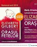 Romanul verii 2019, Orașul fetelor de Elizabeth Gilbert, un fulgerător bestseller New York Times, se lansează la București marți, 25 iunie, ora 19.00, la Humanitas Cișmigiu cu Ana-Maria Caia,Crina Alexe,Susana Pletea,Sandra Ecobescu, Anca Bărbulescu
