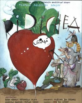 Ridichea uriaşă de Delia Gavlitchi