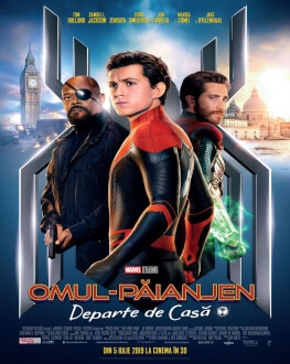 Spider-Man: Far From Home / Omul-Păianjen: Departe de casă