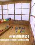 Togetherness - cel mai mare tablou colectiv din România