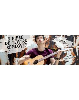 9 piese remixate cu Alex Ștefănescu