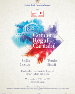 Concert Caritabil Regal