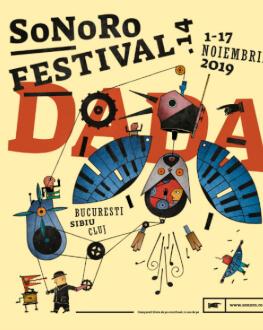 Abonament București SoNoRo Festival.14