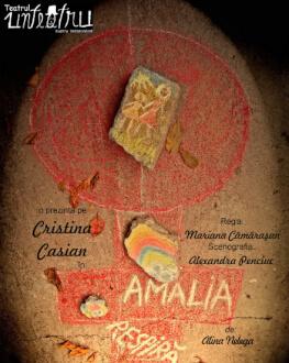 Amalia respiră adânc - Transmisiune online de Alina Nelega